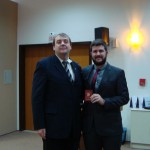 Bruno Gustavo Dallabona e Dr. Eder Cleiton Nardelli