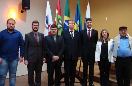 Novos Advogados, Diretoria, CAASC e Advogado Convidadodoc